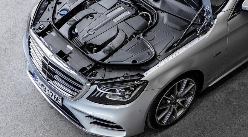 Mercedes S560 e 2018