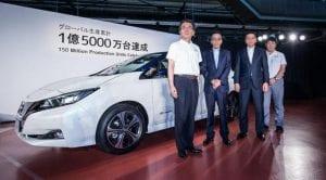 Nissan 150 millones