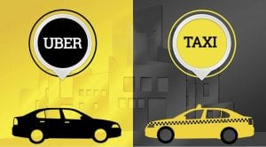 Uber Taxi FBI
