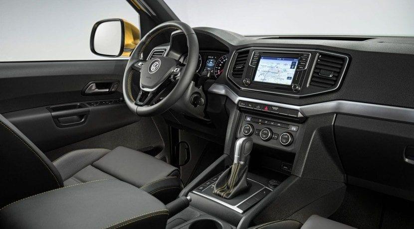 Volkswagen Amarok Amarok Aventura Exclusive Concept