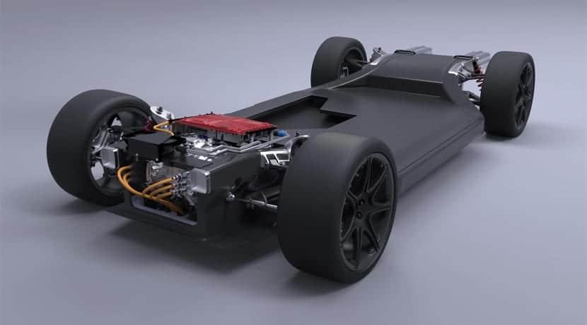 Plataforma EV Williams