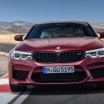 BMW M5 First Edition