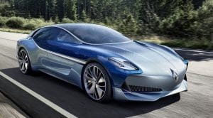 Borgward Isabella EV Concept