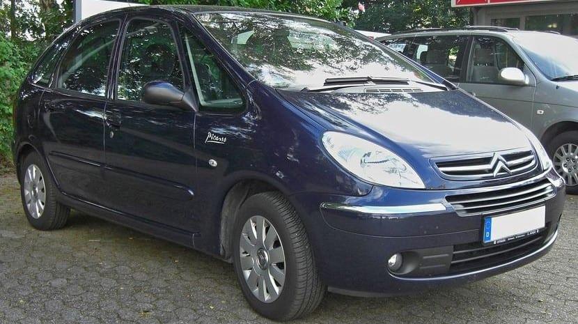 Citroën Xsara Picasso - segunda fase