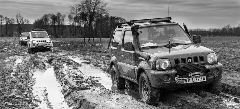 En conducción todo terreno sí que conviene revisar el estado de las juntas de las trócolas