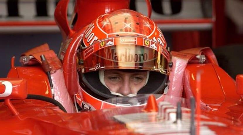 Ferrari F2001 Michael Schumacher