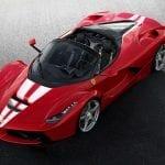 Ferrari LaFerrari Aperta subastado