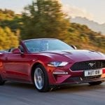Ford Mustang 2018 descapotable