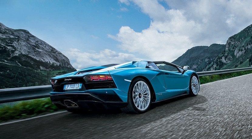 No a la conducción autónoma de Lamborghini