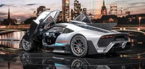 Se filtra el Mercedes-AMG Project One
