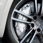 Frenos del Porsche Cayenne Turbo 2018