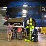 Baterías de baja tensión del Proterra Catalyst E2 Max