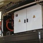 Caja alta tensión del Proterra Catalyst E2 Max