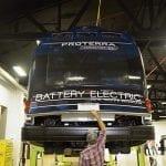 Capó del Proterra Catalyst E2 Max