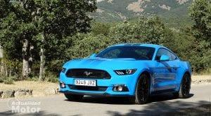 Prueba Ford Mustang GT Fastback