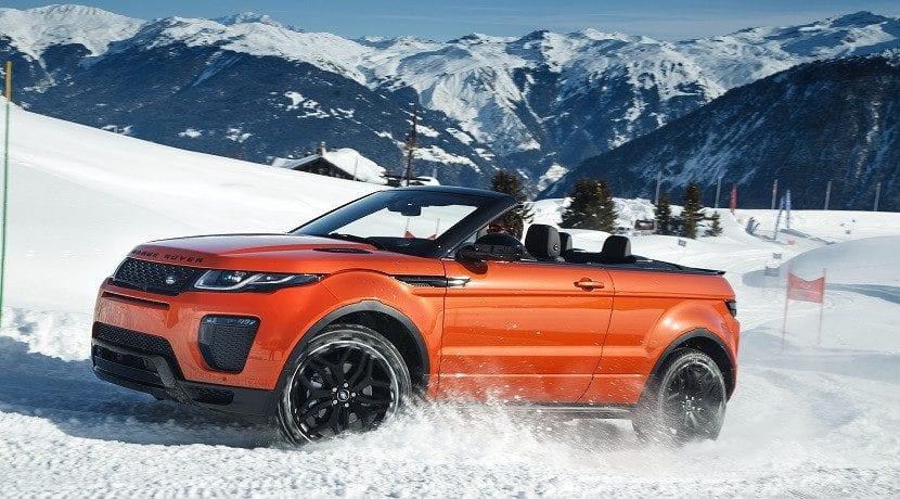 Jaguar Land Rover predicen el tiempo