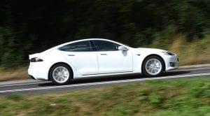 Tesla Model S 60D con autonomía aumentada