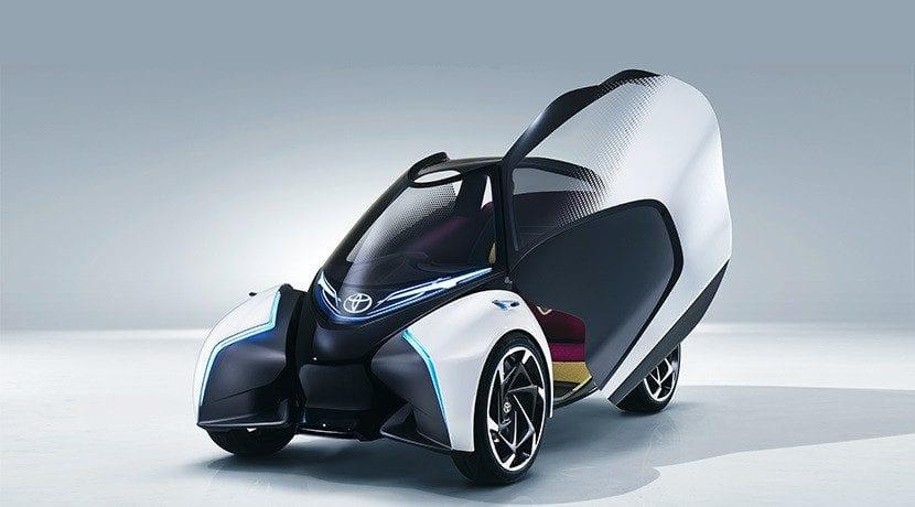 Concept eléctrico de Toyota