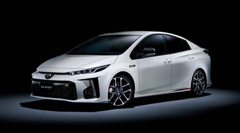 Los Toyota de altas prestaciones: Totoya Prius GR Sport