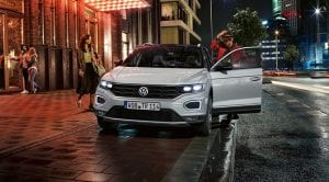 Volkswgen T-Roc Limited Edition