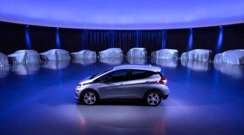 Chevrolet Bolt Future General Motors Electric Hydrogen