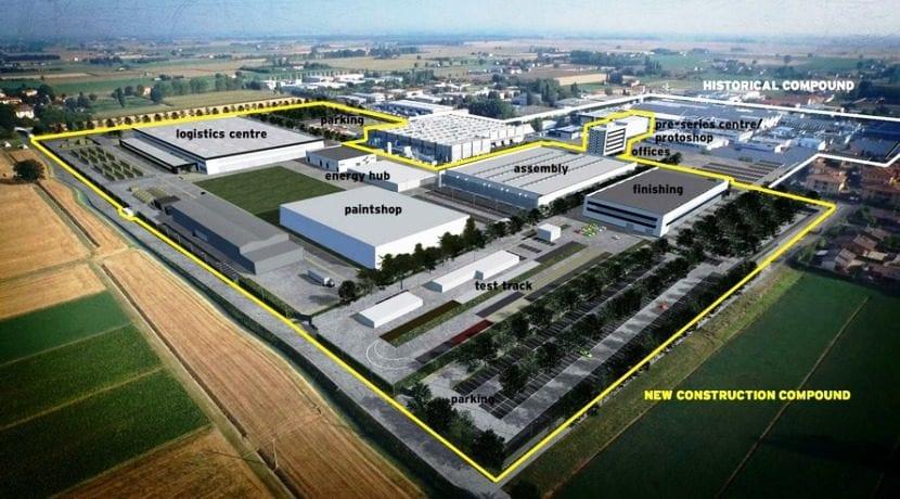 Lamborghini, expansión fábrica por fabricación SUV Urus