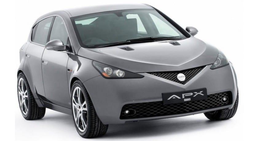 Lotus APX SUV