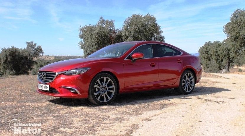 Mazda 6 2.2 Skyactiv-D 175 CV Luxury