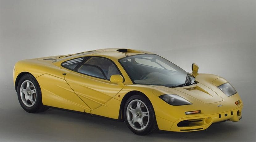McLaren F1 250 Kilómetros