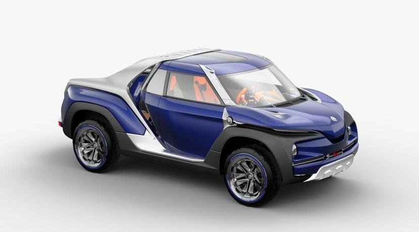 Yamaha Cross Hub concept