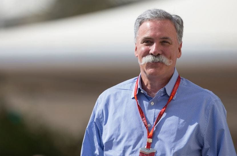 Chase Carey de Liberty Media
