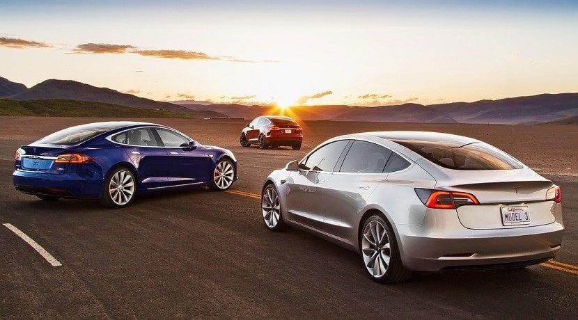 Descenso de consumo de petróleo por los coches eléctricos