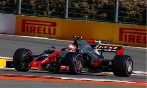 Haas F1 en 2017