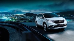 Honda CR-V Lifestyle Plus