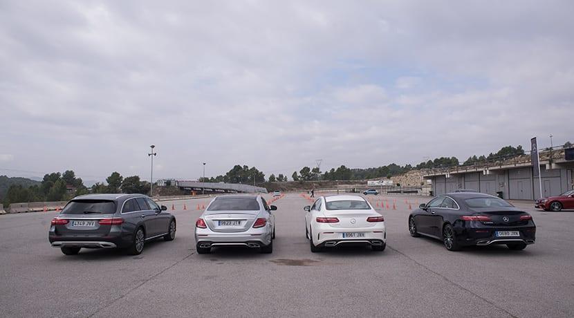 Mercedes Clase E prueba Intelligent Drive
