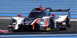 Ligier JS P217 de Autosports