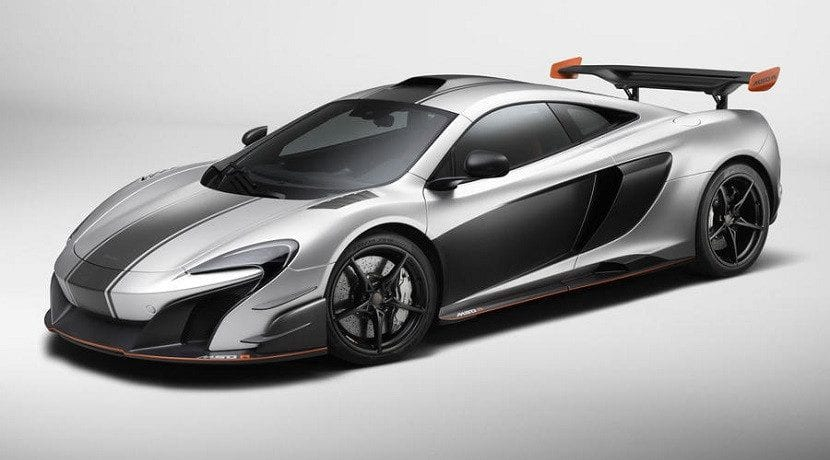 McLaren MSO R Cupé