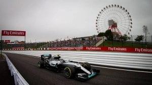 Mercedes F1 Japón 2017