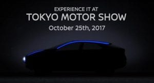 Teaser Nissan Crossover