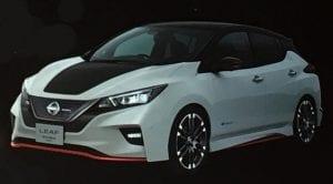 Nissan Nismo Leaf concept