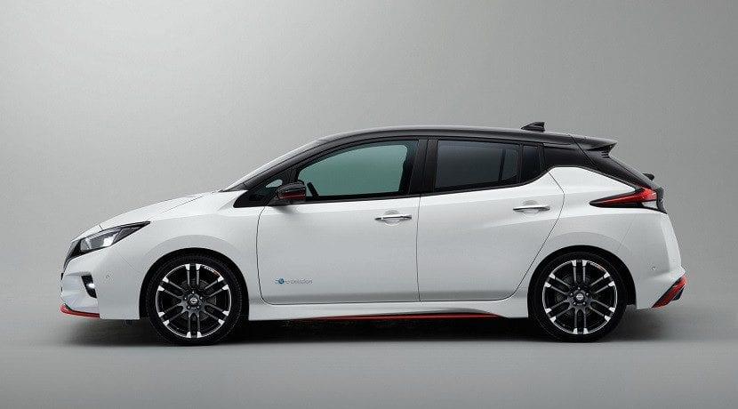 Coches eléctricos de 2019 Nissan Leaf