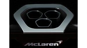Teaser hiperdeportivo McLaren BP23
