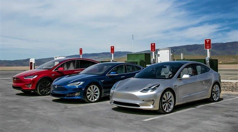 Entregas del Model 3