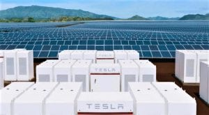 Powerpacks en combinación con los supercargadores de Tesla