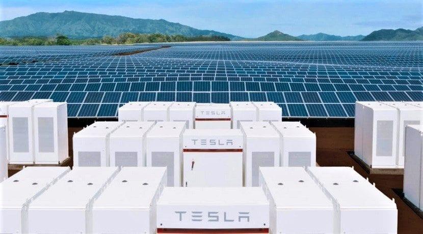 Powerpacks - Tesla envía cientos de baterías a las zonas del huracán