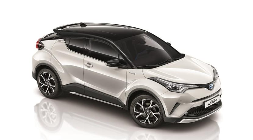 Toyota C-HR Model Year 2018
