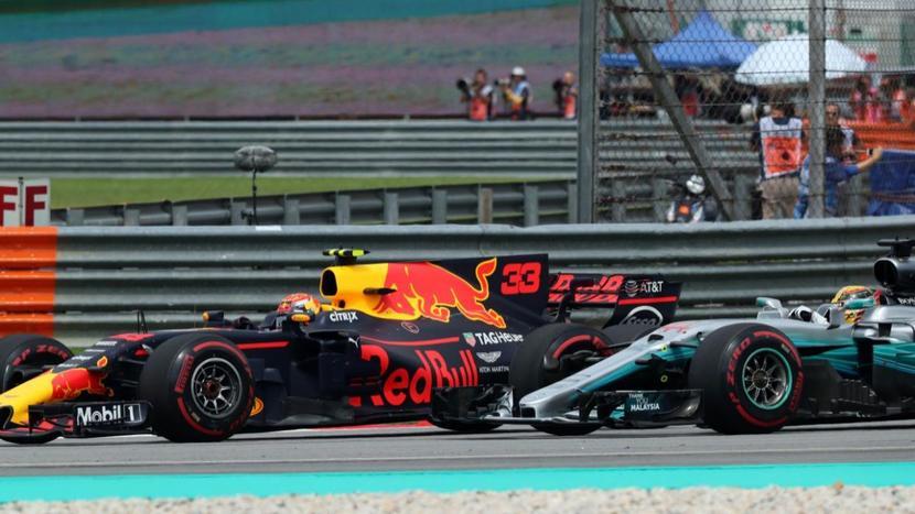 Verstappen gana GP de Malasia 2017
