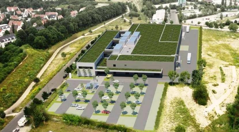 BMW Planta Baterías Munich