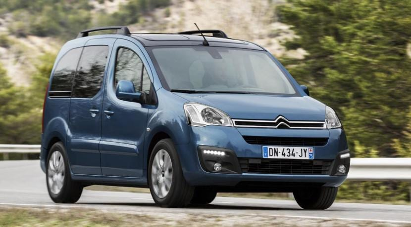 Citroën Berlingo - Peugeot Partner