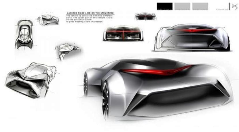 DS Super Car Teaser